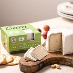 Dairy-free Camembert frauxmage