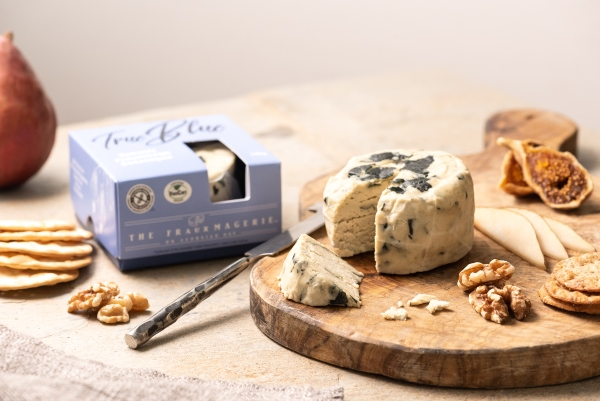 Dairy-free blue cheese